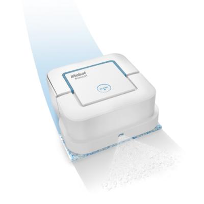 Braava Jet 240 - робот полотер для влажной уборки полов