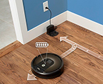 Автоподзаряд Roomba 980