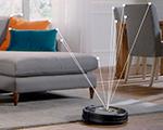 Roomba 980 видеокамера