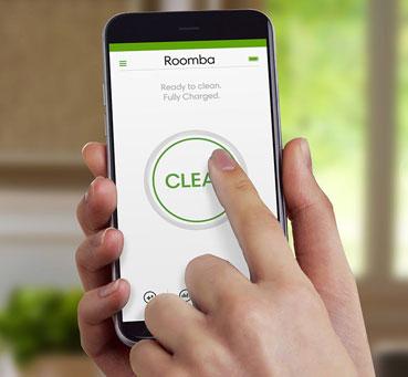Roomba 976 IRobot Home App