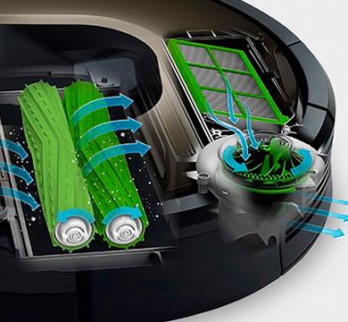 AeroForce Roomba