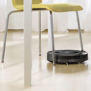 Roomba 676 navigation