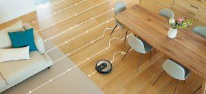 Roomba 976 алгоритм уборки