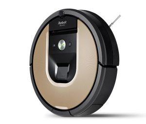Вид сбоку на Roomba 976