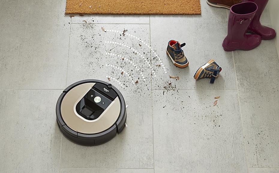 с Roomba 876 в доме будет чисто