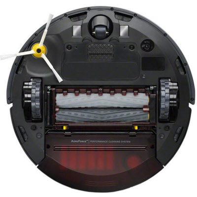 вид снизу Roomba 976
